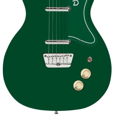 Danelectro '57 Series Electric Guitar (Black,Jade)