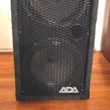 ADA 2x12 Guitar Cabinet Closed Back 1990'S Black & Grey