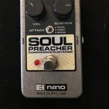 Electro-Harmonix Soul Preacher Compressor (nano)