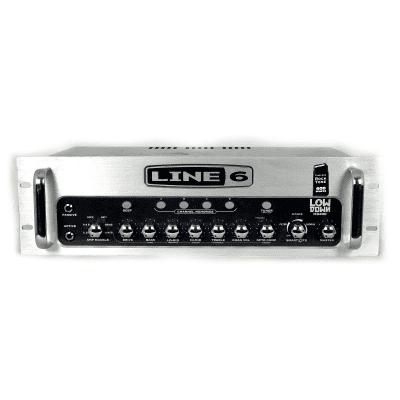 Line 6 LowDown HD400 400-Watt Rackmount Bass Amp Head