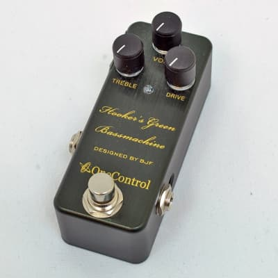One Control Hookers Green Bass - Shipping Included* for sale
