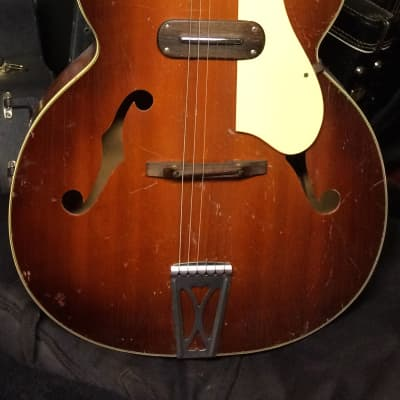 SHERWOOD  DELUX 1949 BURST for sale