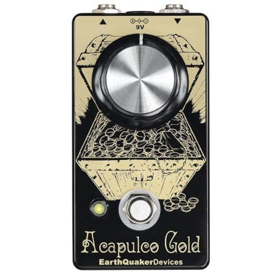 EarthQuaker Devices - Acapulco Gold Sunn Poweramp-Distortion/Fuzz for sale