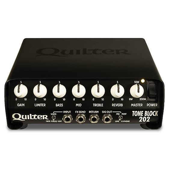 Quilter Tone Block 202    * Free Shipping *