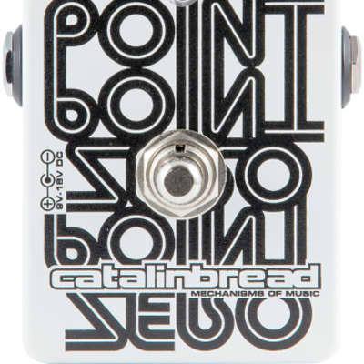 Catalinbread Zero Point Flanger - Catalinbread Zero Point Flanger