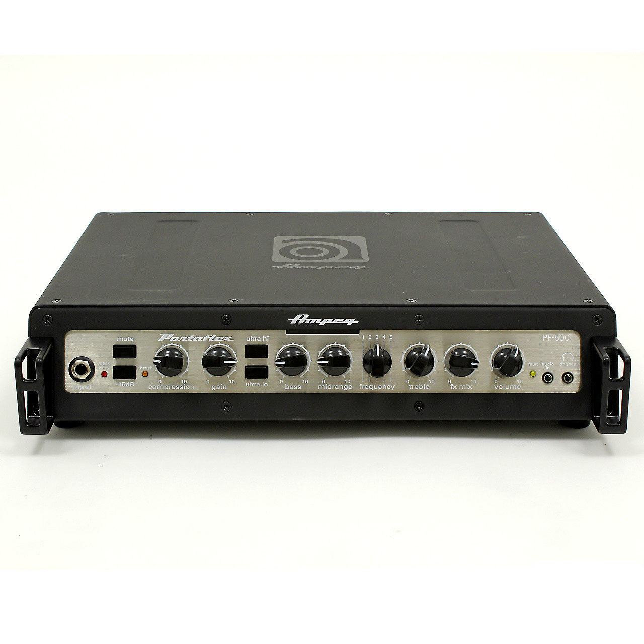 ampeg pf 500 portaflex 500 watt bass amp head reverb. Black Bedroom Furniture Sets. Home Design Ideas