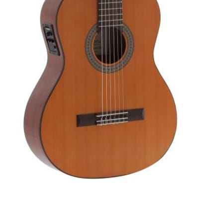 Admira Juanita-E classical guitar with cedar top, Electrified series Acoustic Guitar JUANITA-E for sale