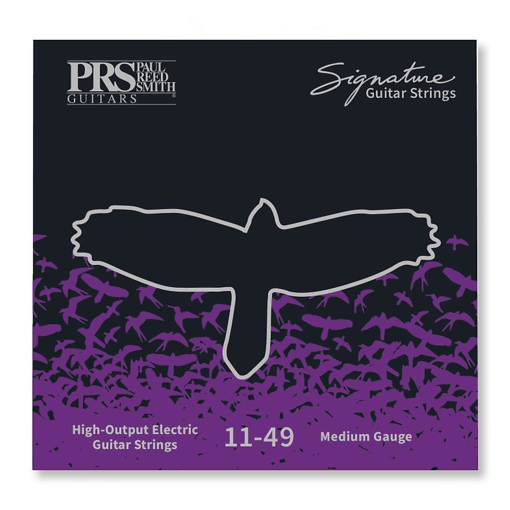 Paul Reed Smith PRS Signature David Grissom Guitar Strings 11-49