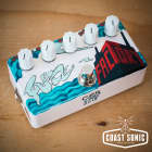 ZVex Limited Edition 20th Ann. Fuzz Factory  Hand Painted image