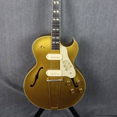 Ultra RARE Steve Howe owned 1952 Gibson ES-295 (YES his actual guitar.)