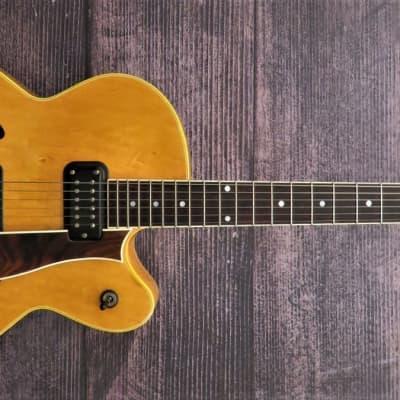 Fender D'Aquisto Standard 1984 Natural for sale