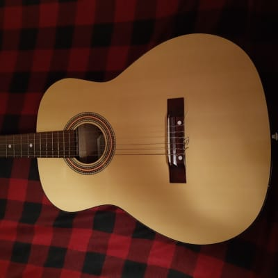 Vintage 1970's Kay KCL- 110 Classical Acoustic Guitar for sale