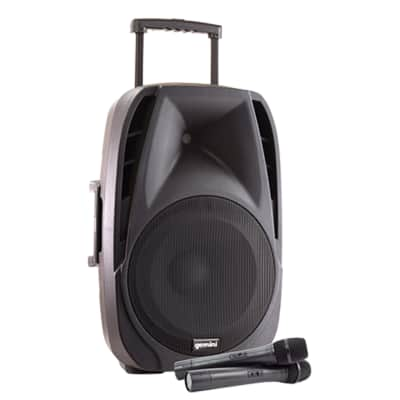 "Gemini ES-15TOGO 15"" Battery-Powered PA Speaker"
