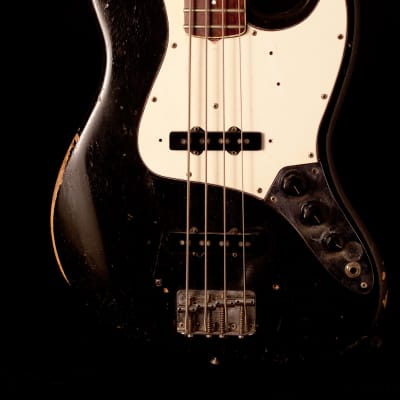 Fender Jazz Bass 1970 Black for sale