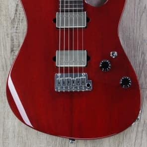 Suhr Modern HH Custom Shop Electric Guitar, Indian Rosewood Board, Hard Case - Cherry