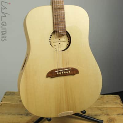 2014 Riversong Tradition Canadian Performance Acoustic Guitar w/ NeckNology for sale