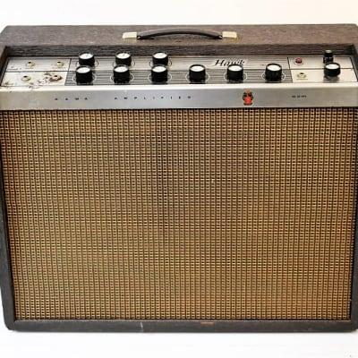 "Gibson GA-25RVT Hawk 15-Watt 2x10"" Guitar Combo 1964 - 1967"