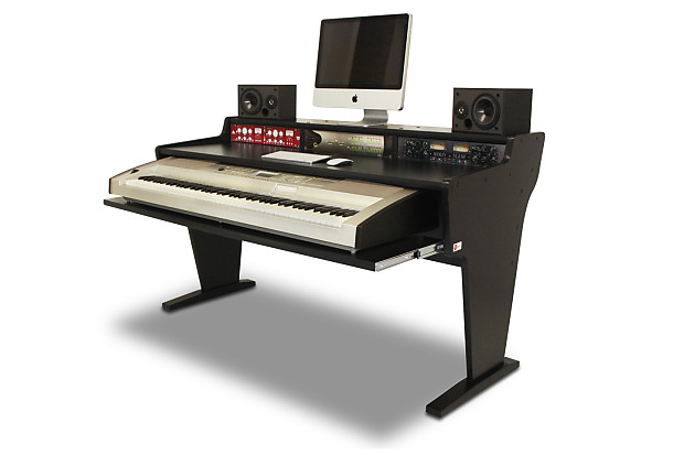 az studio workstations spike 88 keyboard studio desk 2017 reverb. Black Bedroom Furniture Sets. Home Design Ideas
