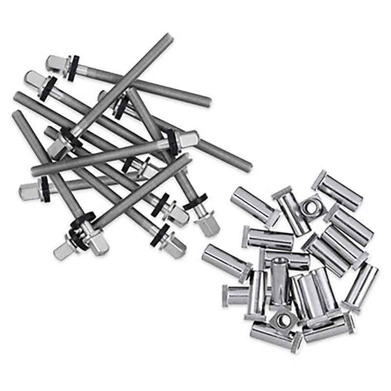 dw dwsmtp50ts tru pitch 50 tension rods for 8 reverb. Black Bedroom Furniture Sets. Home Design Ideas