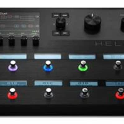 Line 6 Helix Floorboard Multi-Effects Guitar Processor Pedal (Used/Mint)