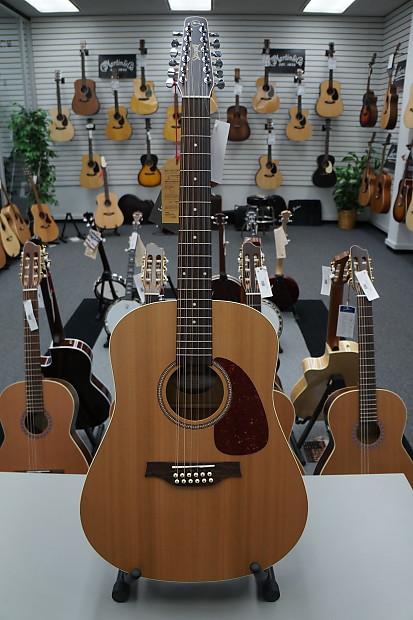 seagull coastline cedar 12 string guitar jim laabs guitars reverb. Black Bedroom Furniture Sets. Home Design Ideas