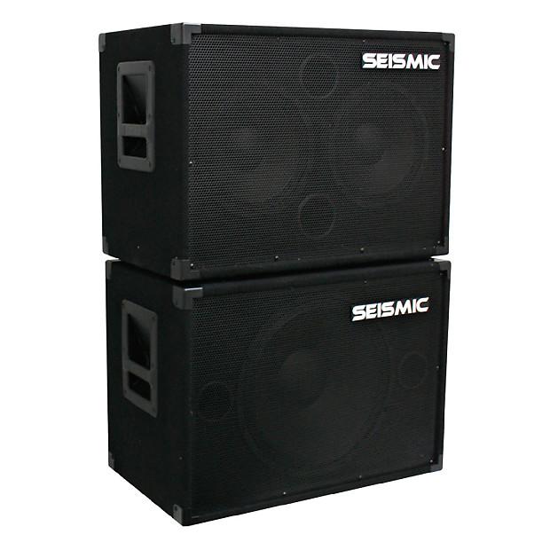 new 1x15 2x10 bass guitar speaker cabinet 115 210 reverb. Black Bedroom Furniture Sets. Home Design Ideas