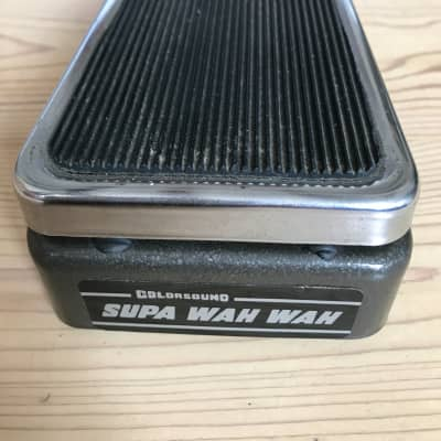 Supa Colorsound Wah Wah for sale