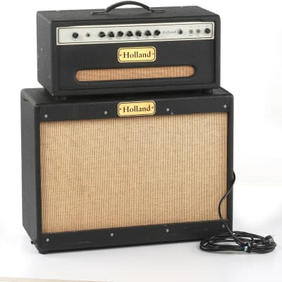Holland Custom 30-watt 2003 Black for sale