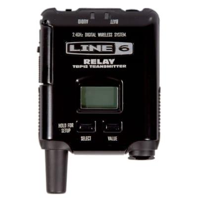 Line 6 TBP12 Relay Wireless Bodypack Transmitter