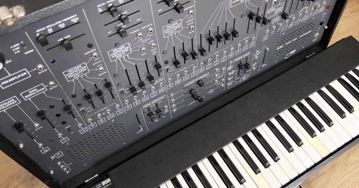 Behringer to Release Clones of the 808, ARP 2600, and