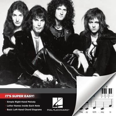 Hal Leonard Queen – Super Easy Songbook