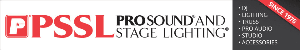 PSSL   ProSound U0026 Stage Lighting
