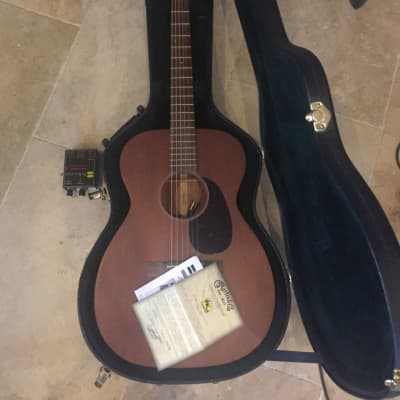 Martin 00-15M +K&K pro system 2 channels for sale