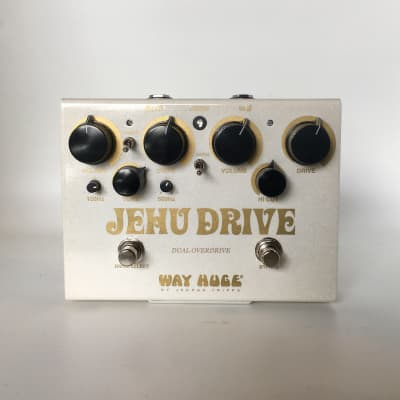 Way Huge WHE209 Jehu Drive Dual Overdrive