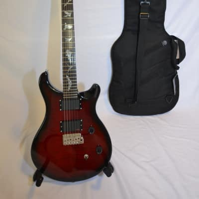 Paul Reed Smith Paul Allender SE 2010 Red Burst for sale