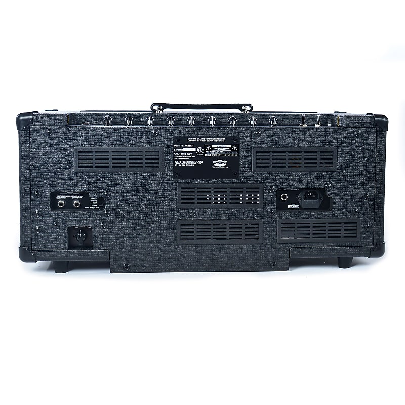 vox ac15ch custom 2 channel 15 watt guitar amp head reverb. Black Bedroom Furniture Sets. Home Design Ideas