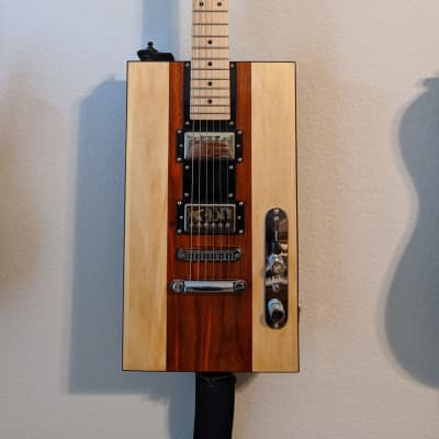 Ellis Bo Diddley Modified 2020 Natural for sale