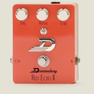Duesenberg Red Echo II, Analog Delay for sale