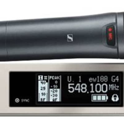 Sennheiser EW100G4 935S Evolution G4 Wireless Handheld System Group A
