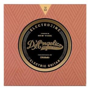 D'Angelico DAJ1252 Jazz 12's Electric Guitar Strings - Light (12-52)