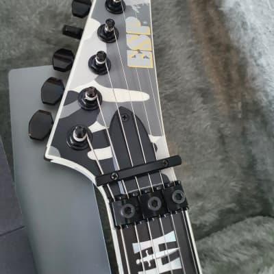 ESP Jeff Hanneman Signature 2016 Urban Camo for sale