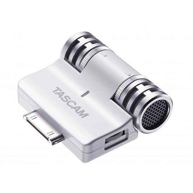Tascam iM2W 2-Channel Portable Digital Recorder, White | Reverb