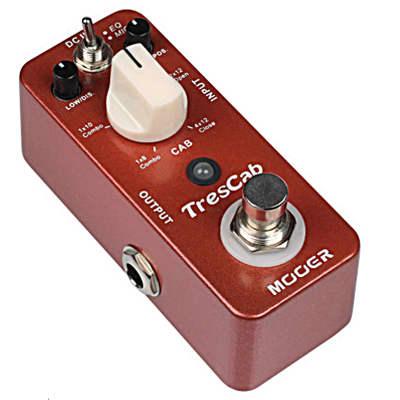 Mooer MTC1 Trescab