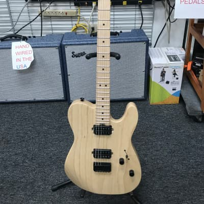 Charvel San Dimas Style 2 HH HT M  2018 Natural (Ash) for sale