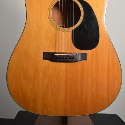 Vintage 1966 Martin D-18 Dreadnought Guitar Spruce/Mahogany w. Original Hard Case