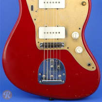 Fender Jazzmaster 1958 Candy Apple Red image
