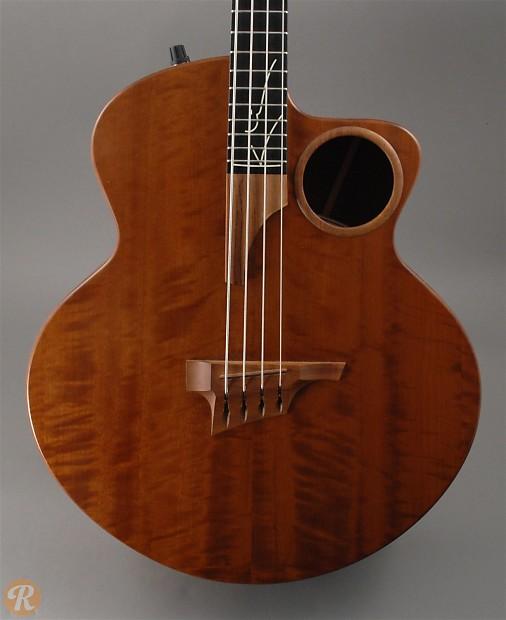 Taylor AB2 Acoustic Bass 1996 Natural