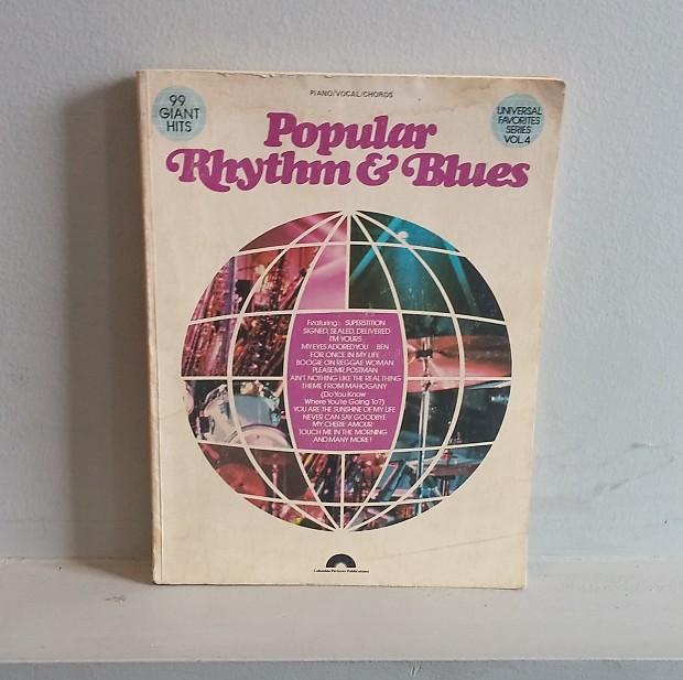 Popular Rhythm Blues 99 Giant Hits Vintage 1976 Reverb