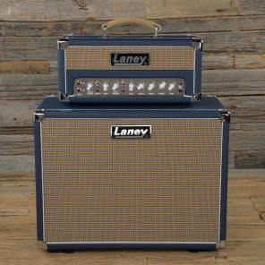 "Laney Lionheart L5-Studio with LT112 5-Watt 1x12"" Guitar Half Stack"