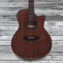 Orangewood Morgan Mahogany Solid Top Cutaway Acoustic-Electric Guitar w/ Fishman EQ